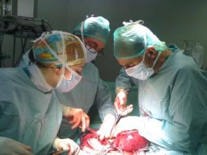 foto sala operatoria c